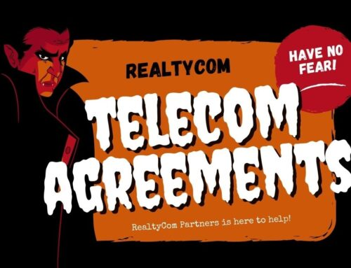 Ghosts of Agreements Past Haunting your Telecom Dreams?
