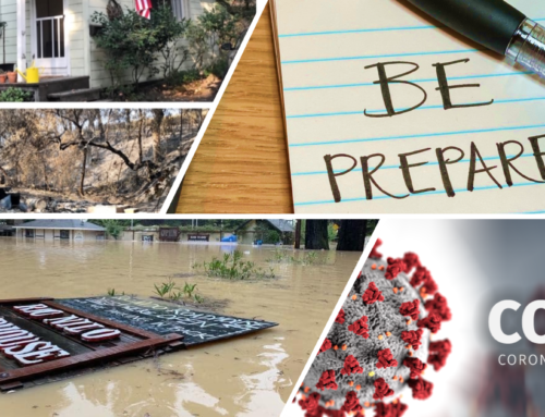 Preparing for a Disaster – Lessons Learned